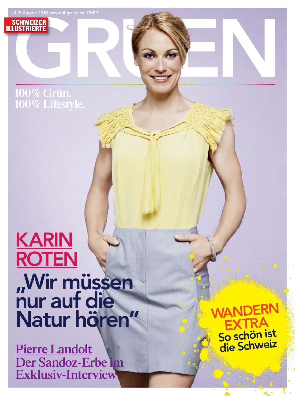 e2a96703f22e SI-GRUEN_2010_03 by Schweizer Illustrierte - issuu