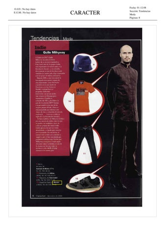CLIPPING 2009 1 2 by MUNICH® Sports   Fashion Shoes - issuu cd5797551bf
