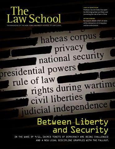 The Law School 2009 By Nyu School Of Law Issuu