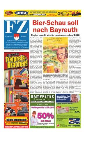 5ef17bcc3a5baa Fränkische Zeitung vom 25.08.2010 by Nordbayerischer Kurier GmbH ...