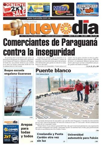 Diario Nuevodia Miércoles 25-08-2010 by Diario Nuevo Día - issuu 33e27d02b550