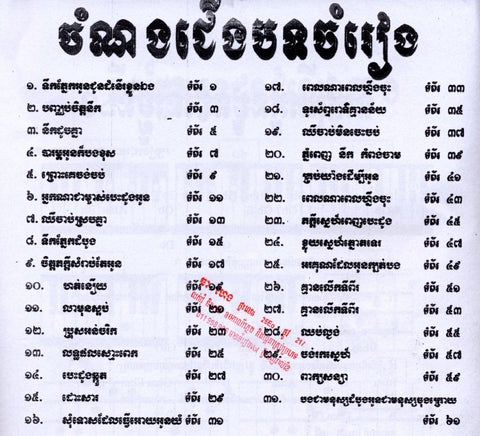 Khmer New Song Chords by Takasago Band - issuu