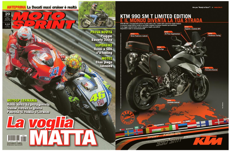 965880f3a2c235 20 luglio - Motosprint 29 by Divisione Multimedia Sport Network SRL - issuu