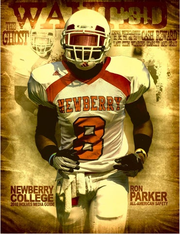 2ca317dc2725db 2010 Newberry College Football Media Guide by Newberry College ...