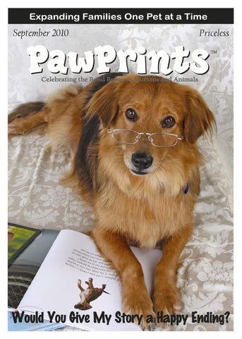 PawPrints Magazine September 2010 By