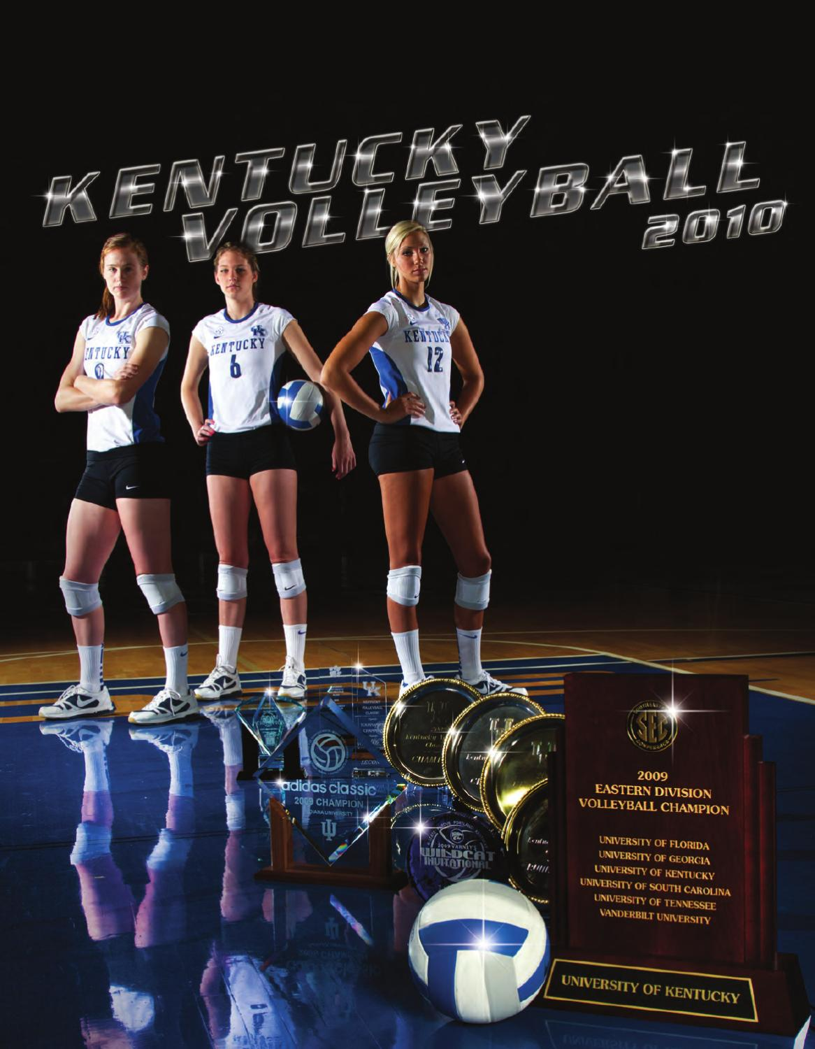 2010 Uk Volleyball Media Guide By University Of Kentucky Athletics Issuu