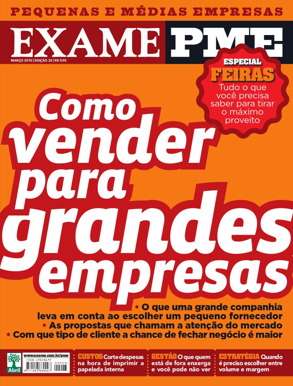 44a18addea Revista EXAME PME 23 by Revista EXAME - issuu