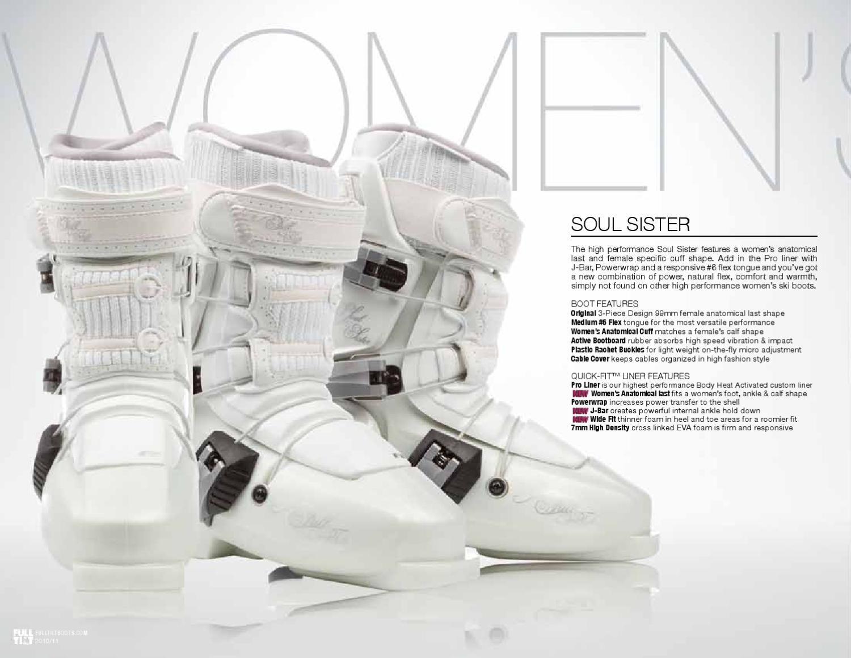 Ful Tilt Ski Boots 2010 / 2011 Catalog by Full Tilt Boots - issuu