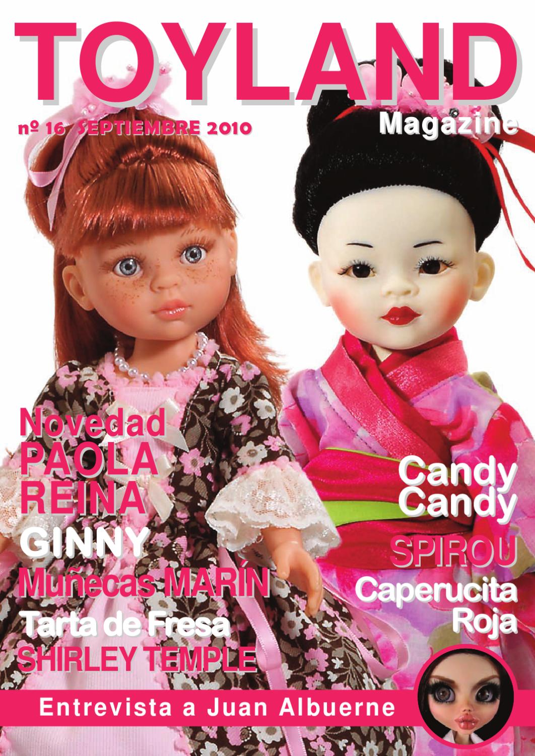 Toyland Magazine - Septiembre 2010 by Lucas Wainer - issuu
