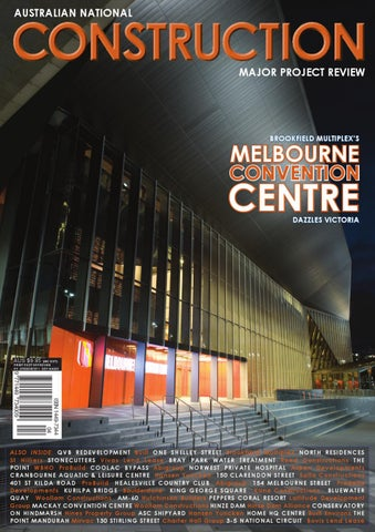 the australian national construction review by trade media group ptdconstruction australian national