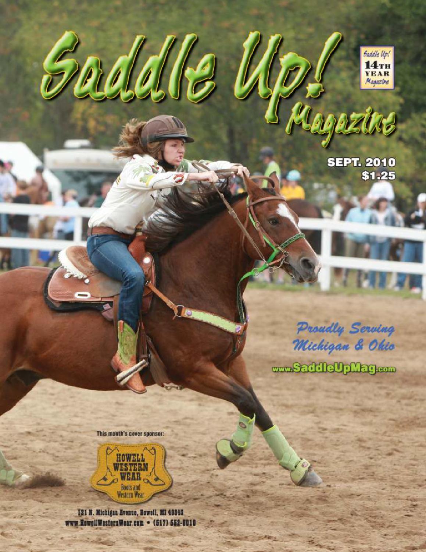 Saddle Up! Magazine - SEPT  2010 by Saddle Up! Magazine - issuu