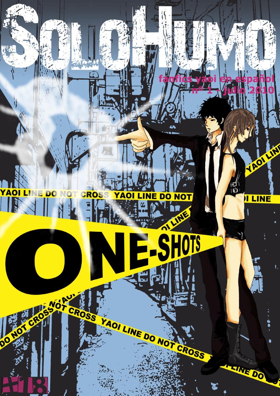 Agachadas En La Biblioteca Porno solohumo ::revista de fanfics yaoi:: nº1 julio 2010