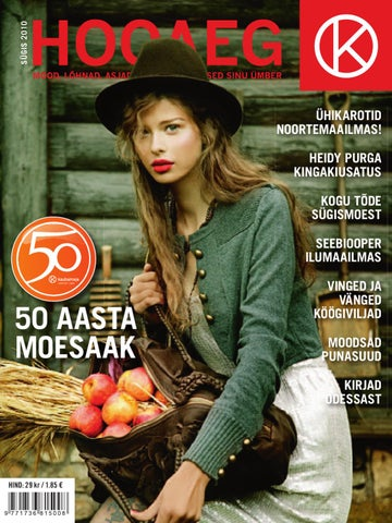 a31c8955a94 Hooaeg_sygis_2010 by Sixty Four, LLC - issuu