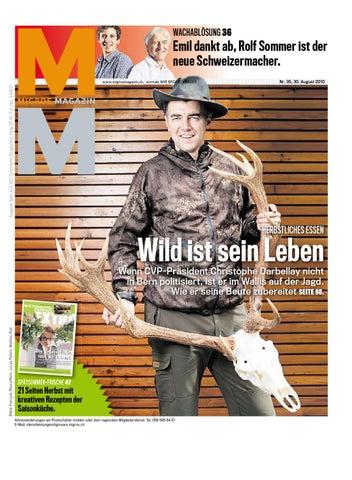 Migros Magazin 35 2010 D BL