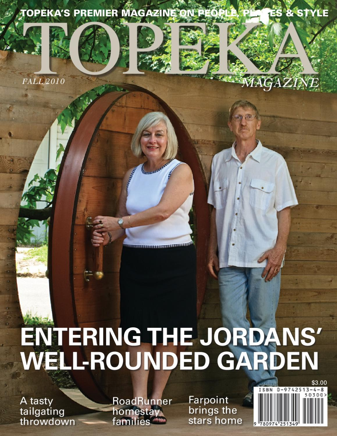 Topeka Magazine Fall 2010 by Sunflower Publishing - issuu