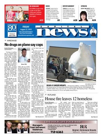 c5fbc1fd9703 Kelowna Capital News 27 August 2010 by Kelowna CapitalNews - issuu