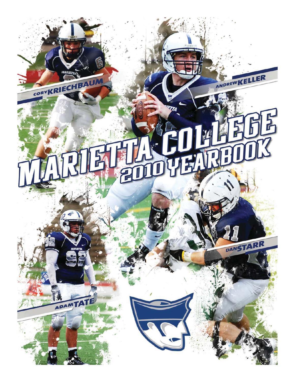 12300e880 Football Yearbook (2010) by Marietta College - issuu