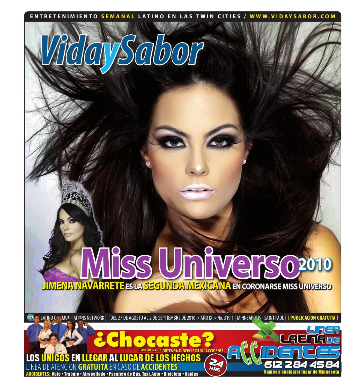 Vida y Sabor 320 by Latino Communications Network LLC - issuu