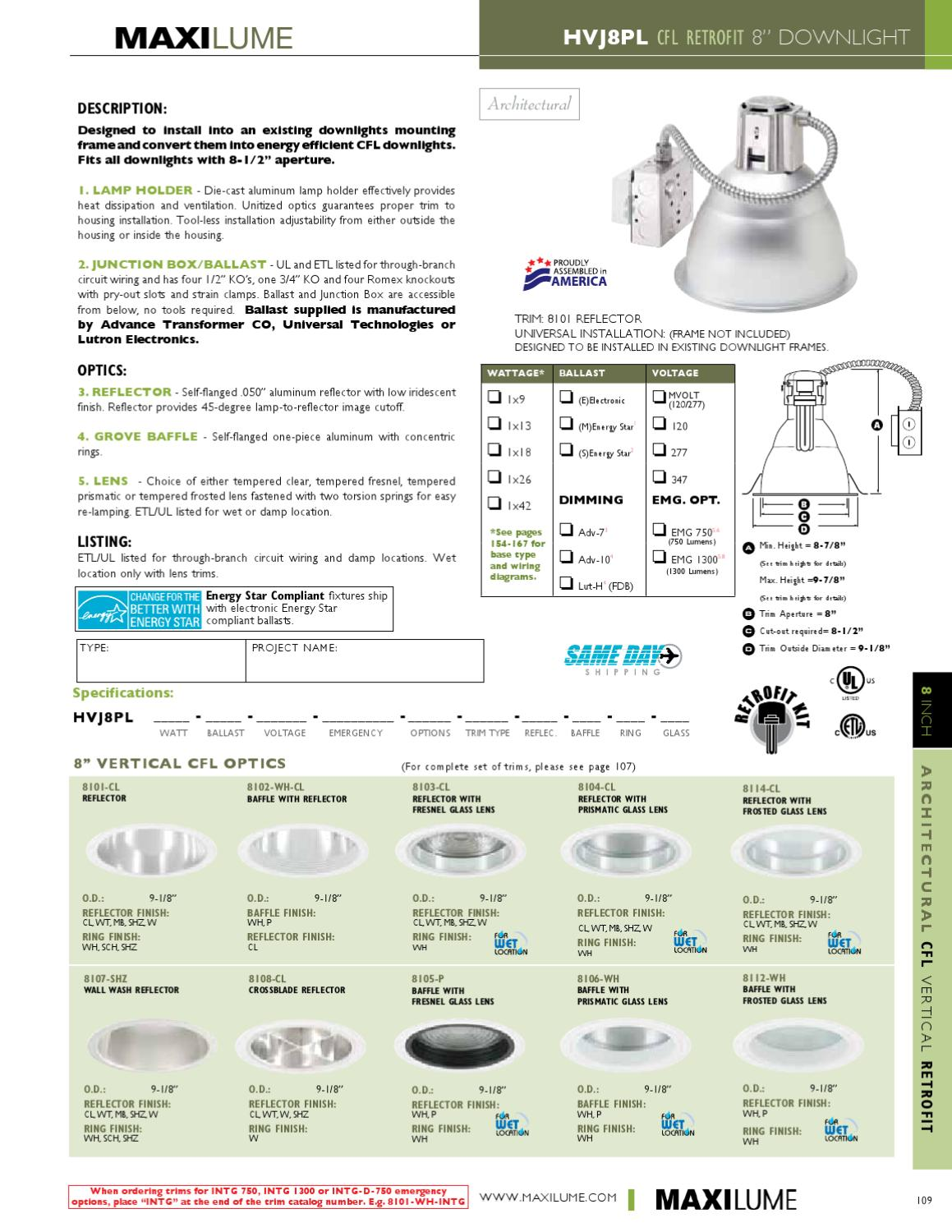 2011 Maxilume Catalog By Elite Lighting Issuu  sc 1 st  Democraciaejustica : maxilume lighting - www.canuckmediamonitor.org