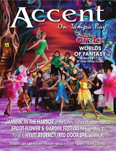 Accent On Tampa Bay Magazine 152