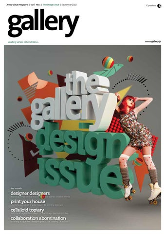 Gallery 67 : September 2010 : The Design Issue