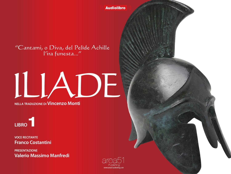 Iliade libro 1 booklet by simone bedetti issuu - Cantami o diva del pelide ...