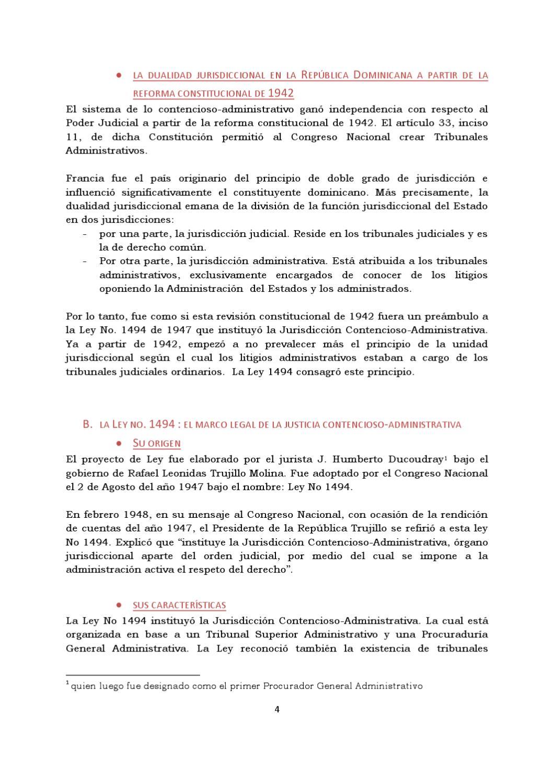 Evolución de la justicia contencioso-administrativa en República ...