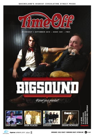 97f193e3154 Time Off Issue  1491 by TheMusic.com.au - issuu