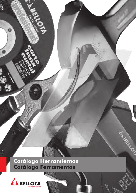 8x200 mm Cromo vanadio Bellota 8255-8x200 Cincel Electricista 8 mm x 200 mm