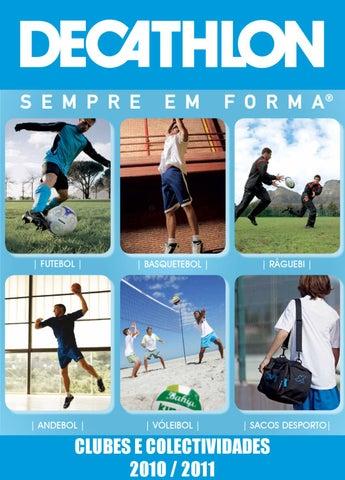 Catálogo para Clubes e Colectividades 2010   2011 by Facebook ... 4b963f1332935