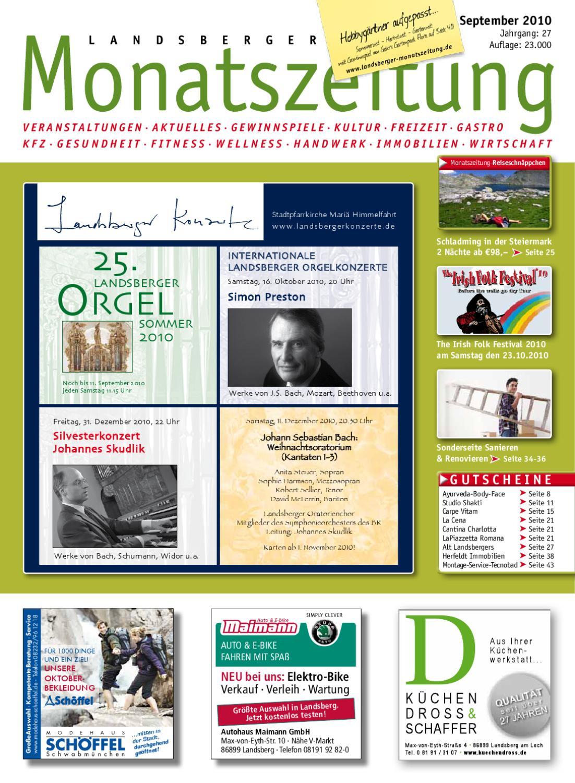 Landsberger Monatszeitung 09-10 by Marcus Knöferl - issuu
