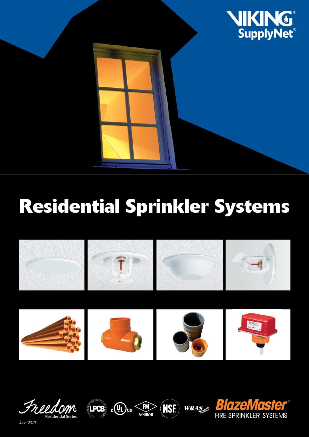 Residential CPVC Catalogue June 2010_UK by VIKING IBERICA