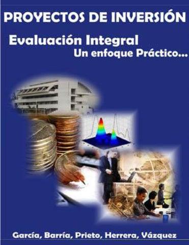 d9746e1775d31 PROYECTOS DE INVERSION by Arturo García Santillán - issuu