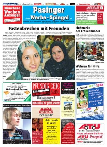 Kw 35 2010 By Wochenanzeiger Medien Gmbh Issuu