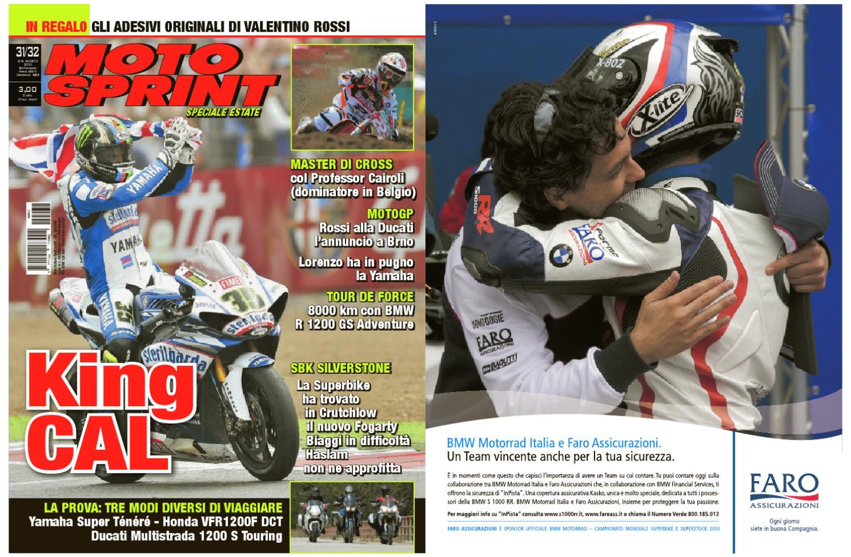 ba1b9af774f3a 3 agosto - Motosprint 31-32 by Divisione Multimedia Sport Network SRL -  issuu