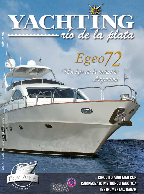 Revista Yachting Río de la Plata by Yachting Río de la Plata - issuu