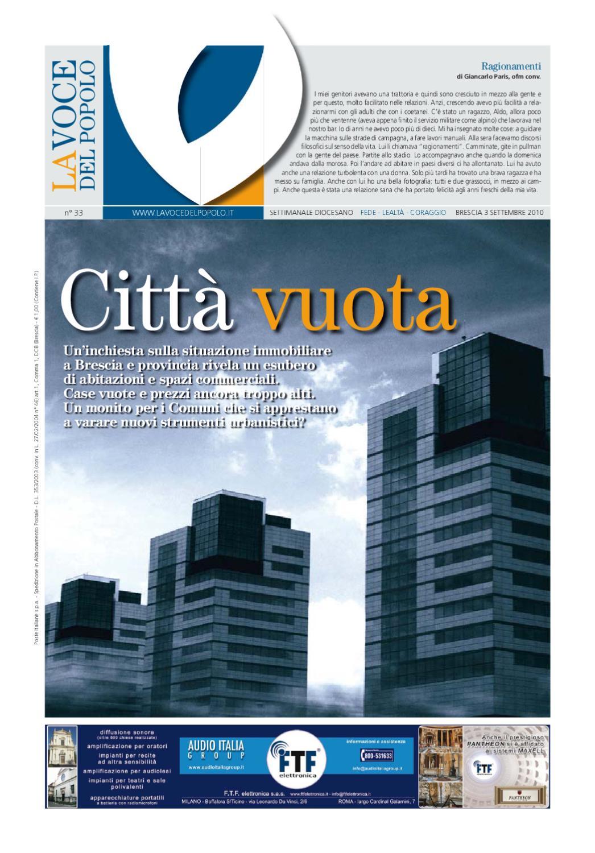 La Voce del Popolo 2010 33 by La Voce del Popolo - issuu cf4c678748ce