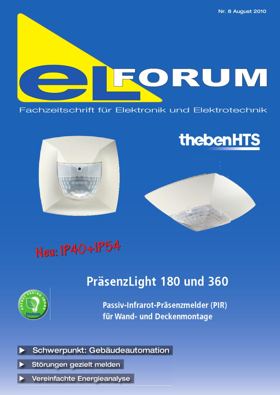 eLFORUM_2010_08 by LZ Fachverlag - issuu
