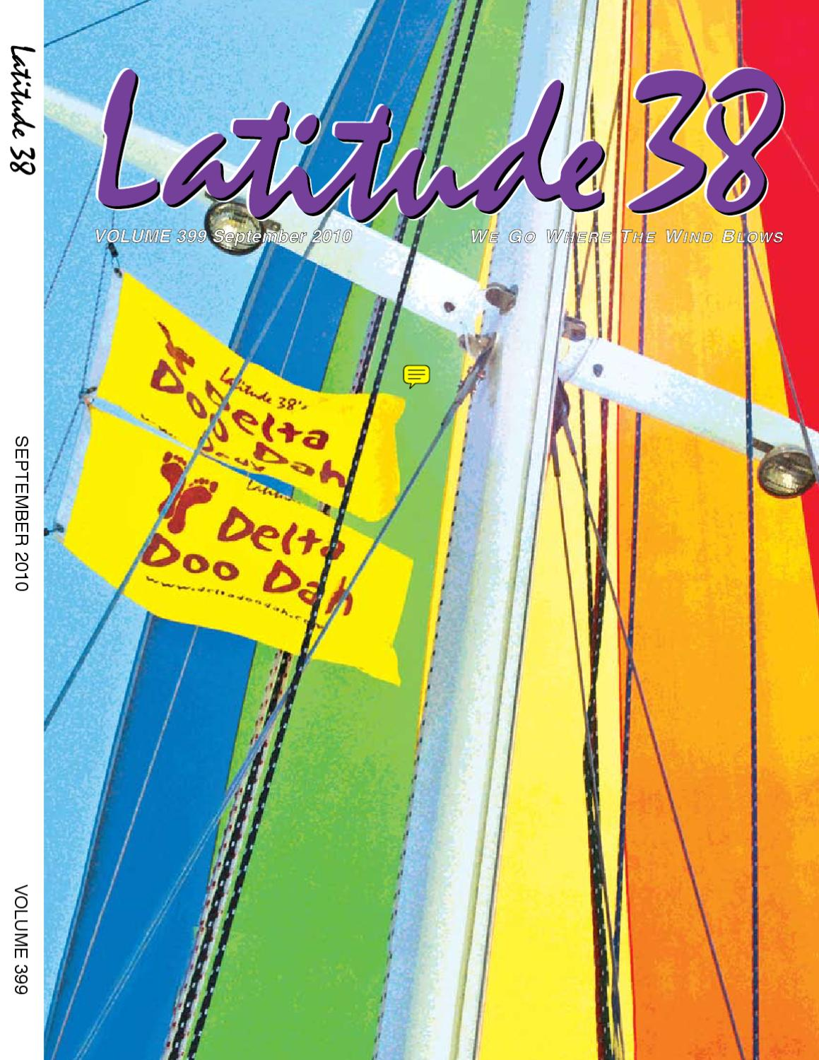 Latitude 38 Sept 2010 Issue By Media Llc Issuu Monaco Rv Wiring Diagram M38d