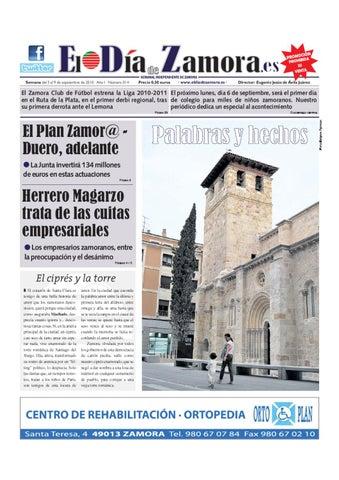 EL DÍA DE ZAMORA 014 by ViriatoPress 1201eb3b319c