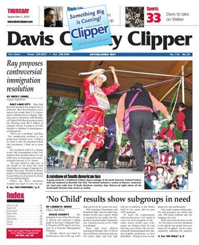 825b43bd95 davis clipper Sept. 2 2010 by Davis Clipper - issuu