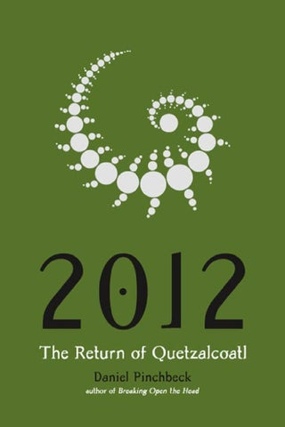 2012 the return of quetzalcoatl by joel chinchilla issuu page 1 fandeluxe Gallery