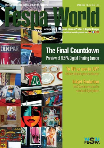 Fespa World Issue 43 Francais By Fespa Issuu