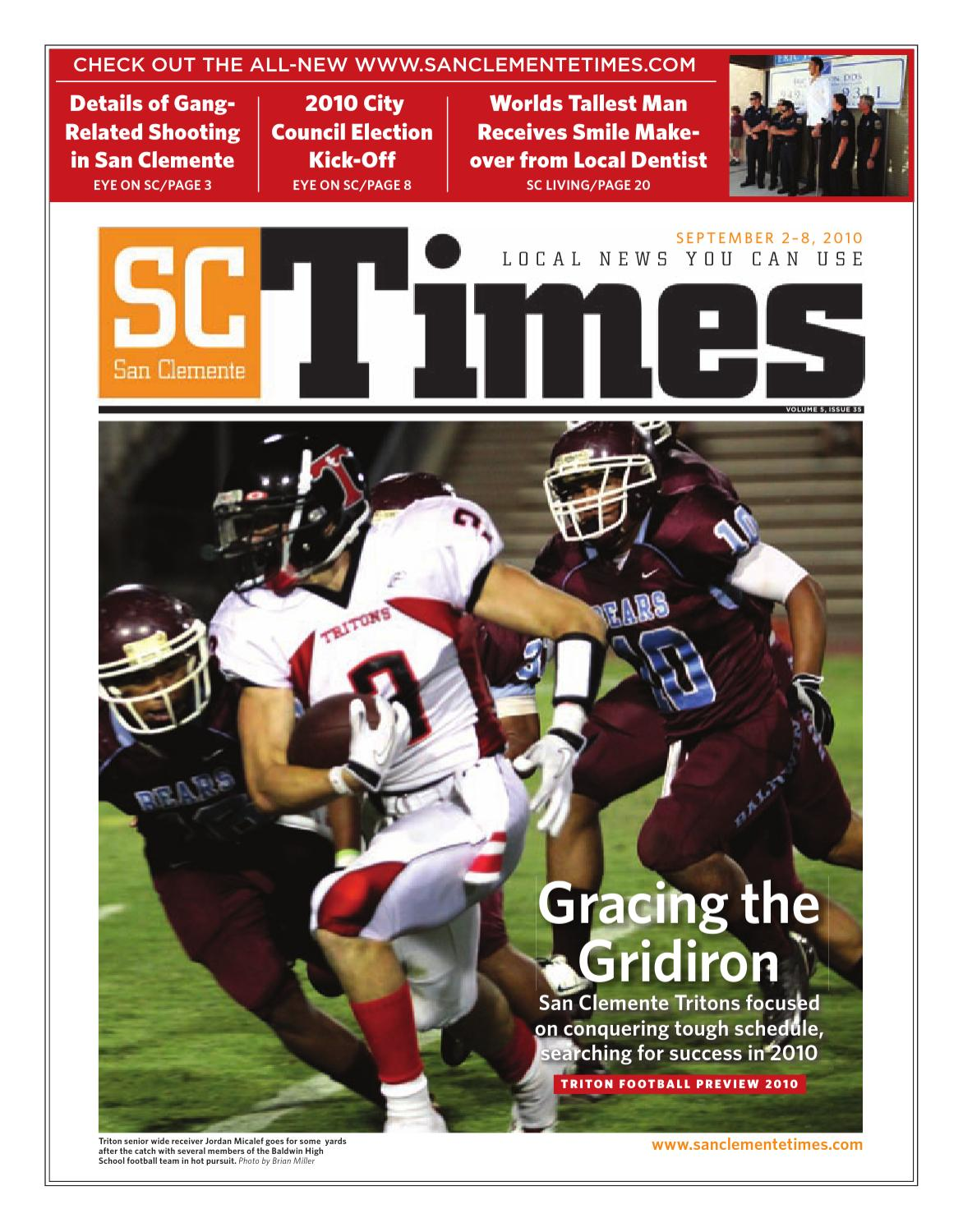San Clemente Times by Dana Point Times - issuu