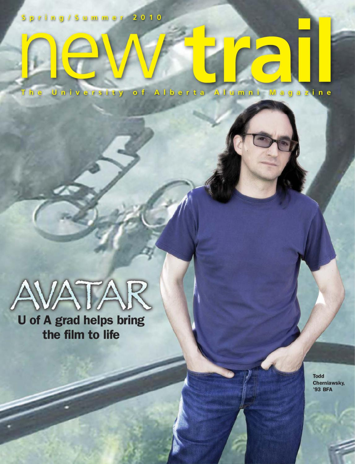 e371205d9cf New Trail Spring Summer 2010 by University of Alberta Alumni - issuu