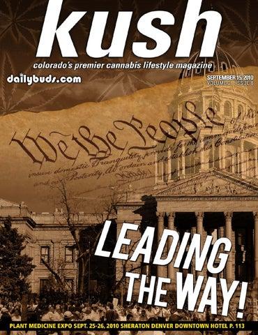Kush Colorado September 2010 by Randy MALINOFF - issuu