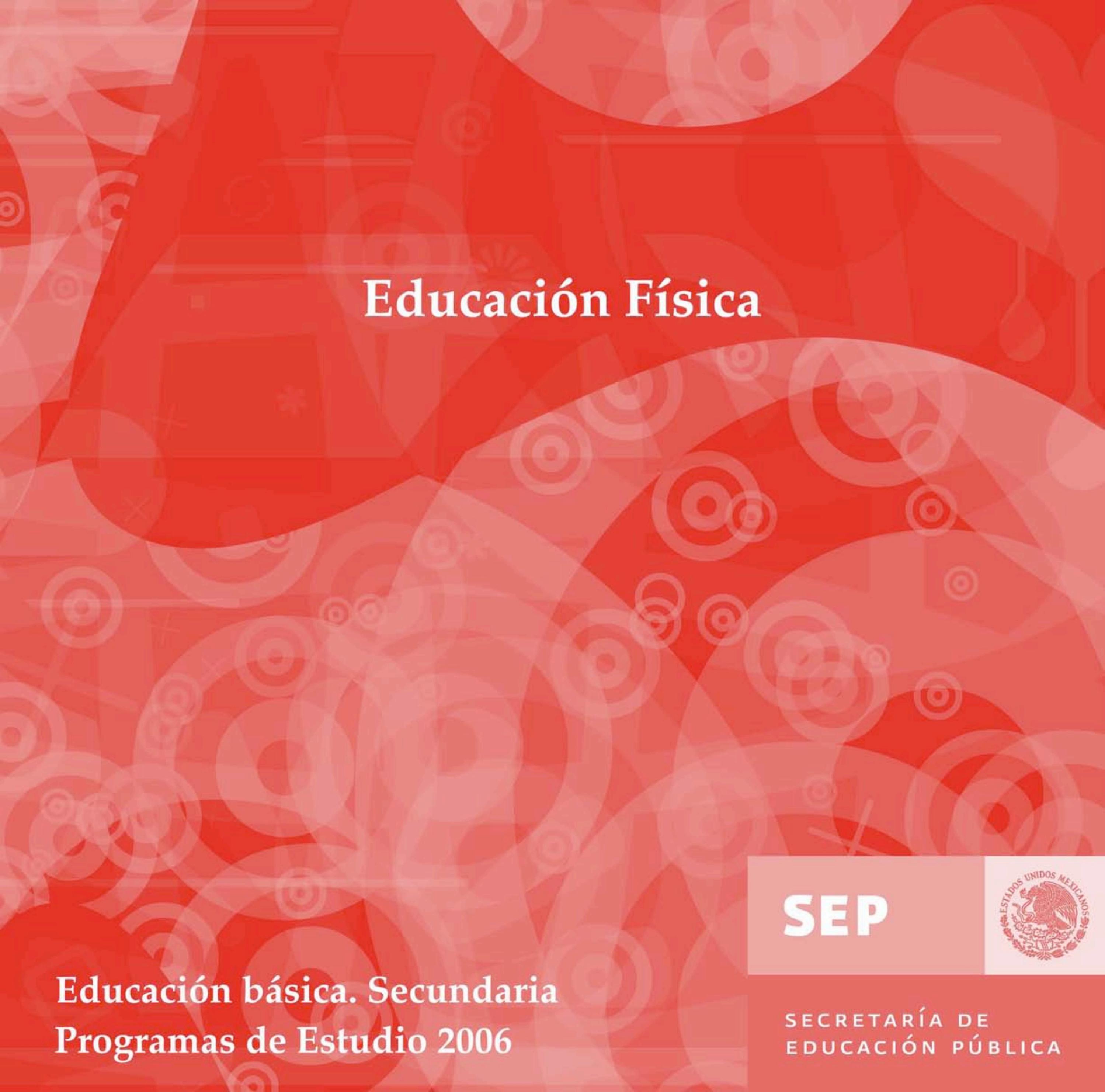 Programa de Educación Física para Secundaria by Ivette Contreras ...