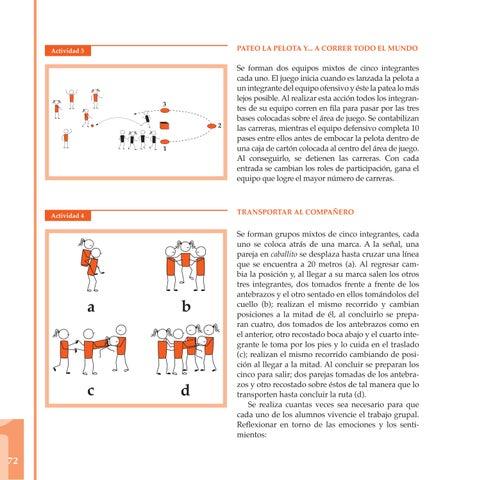 Juegos Educacion Fisica Secundaria