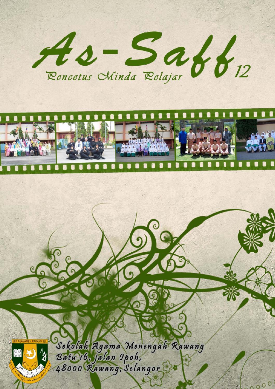 Majalah Assaff SAMER Edisi 12 2009 By Assaff SAMER Issuu