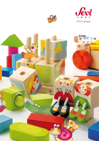 81856 Holzspielzeug Trudi Sevi Kastagnetten